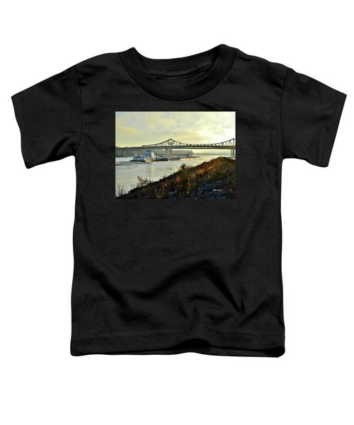 November Barge Toddler T-Shirt