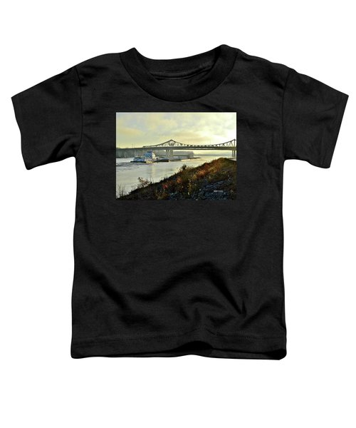 November Barge Toddler T-Shirt