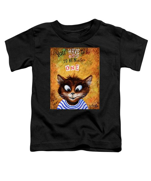 Number One Toddler T-Shirt