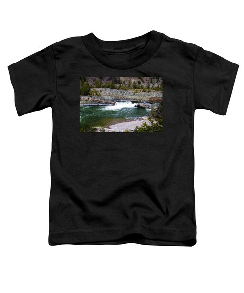 Oasis Of Serenity Toddler T-Shirt