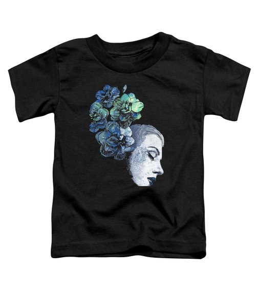 Obey Me - Blue Toddler T-Shirt