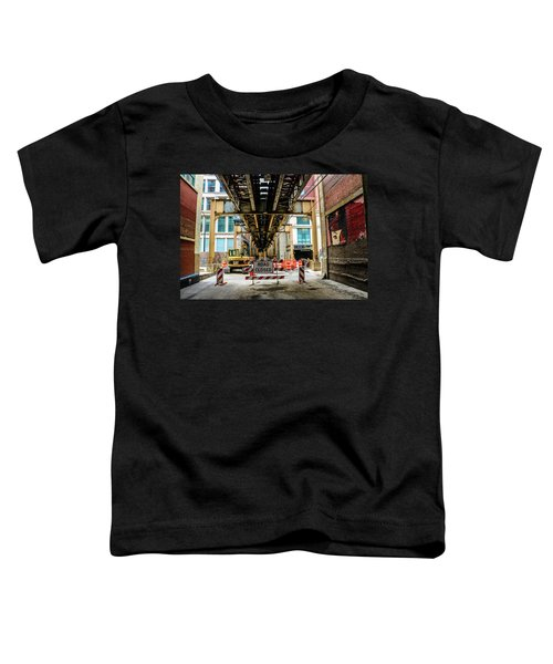 Obey The Signs Toddler T-Shirt