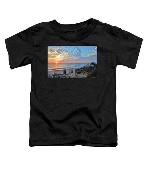 Obx Sunrise September 7 Toddler T-Shirt
