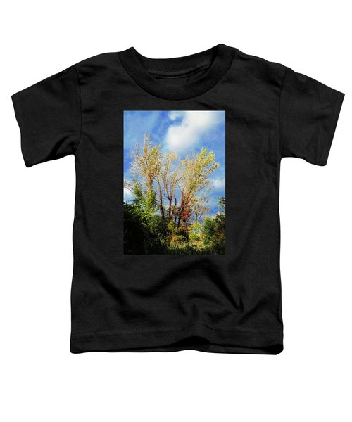 October Sunny Afternoon Toddler T-Shirt