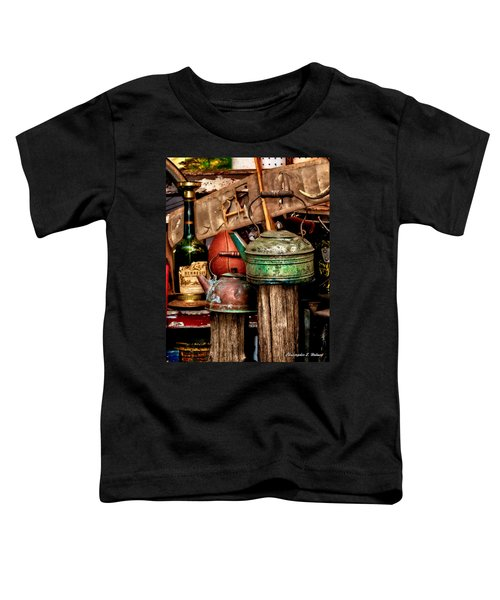 Odds And Ends Toddler T-Shirt