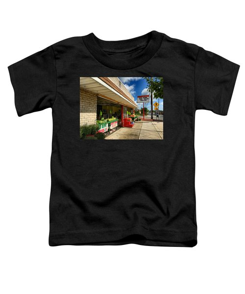 Off To The Market Toddler T-Shirt