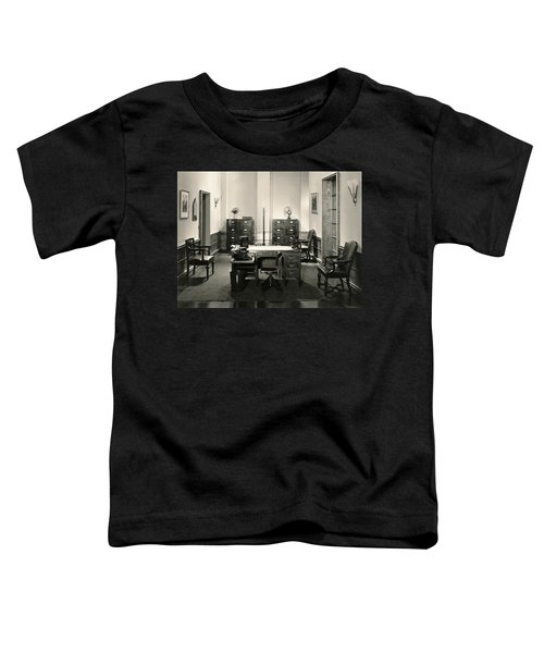 Office Interior Toddler T-Shirt
