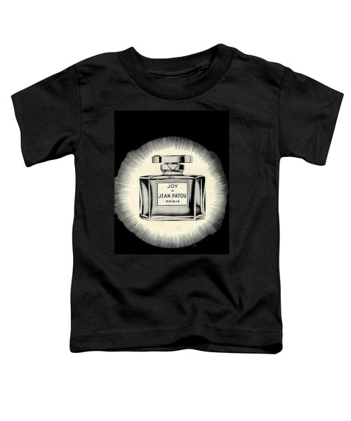 Toddler T-Shirt featuring the digital art Oh Joy by ReInVintaged