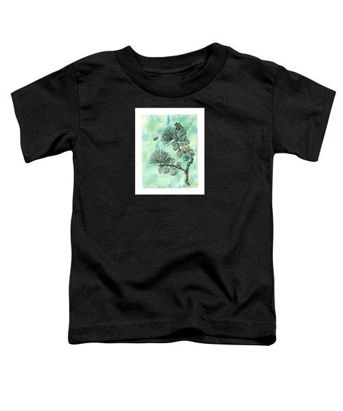 Ohia Lehua Toddler T-Shirt