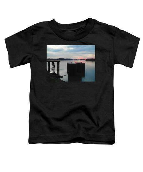 Ohio River View Toddler T-Shirt