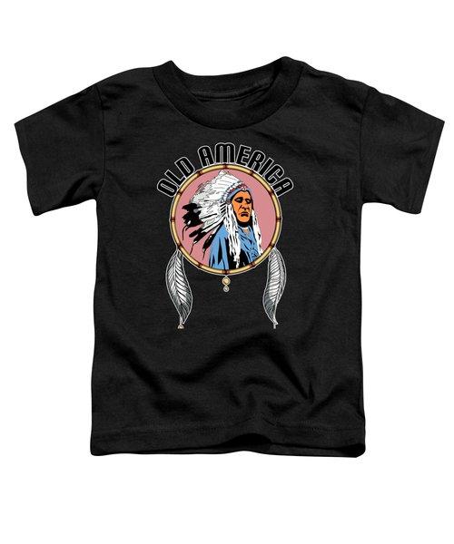 Old Amercia Toddler T-Shirt
