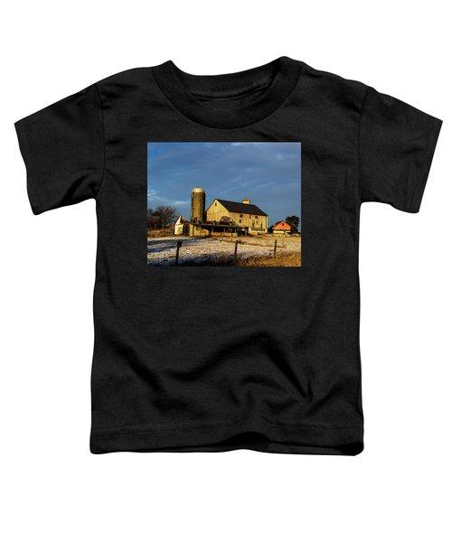 Old Barn 2 Toddler T-Shirt