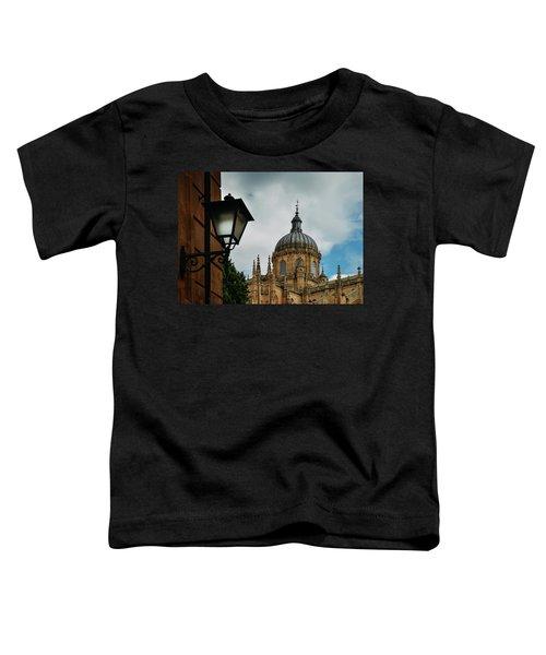 Old Cathedral, Salamanca, Spain  Toddler T-Shirt