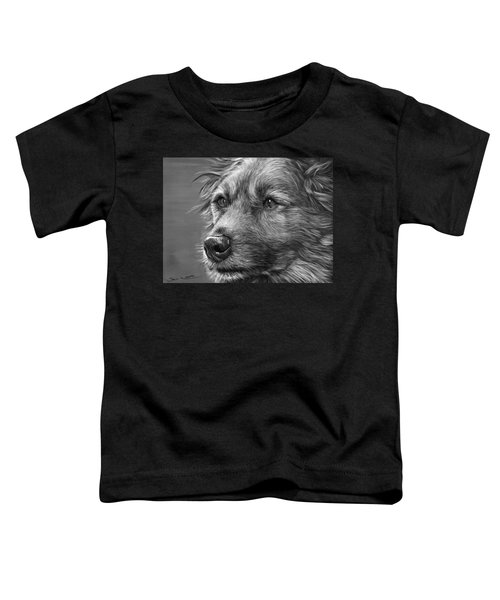 Old Charlie Toddler T-Shirt