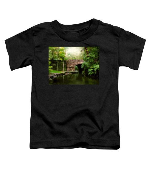 Old Country Bridge Toddler T-Shirt