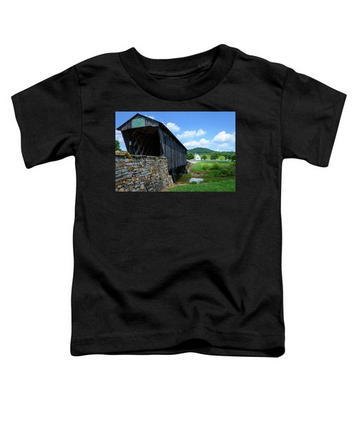 Old Country Road Toddler T-Shirt