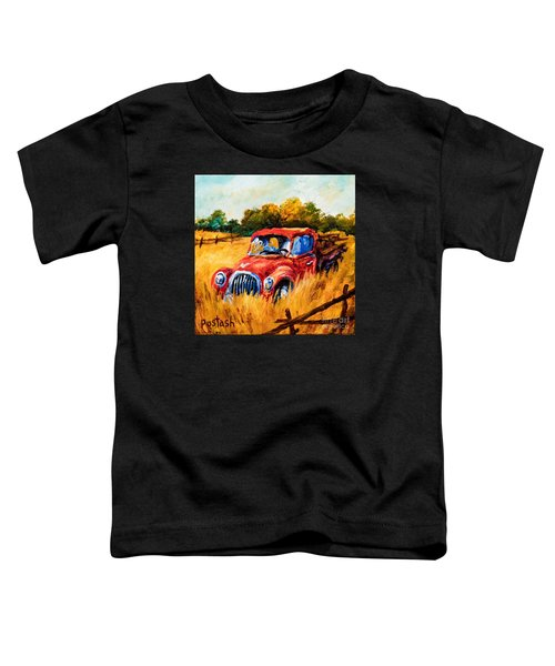 Old Friend Toddler T-Shirt