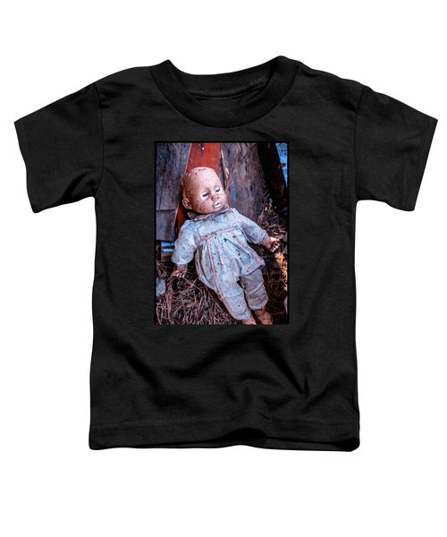 Old Doll Toddler T-Shirt