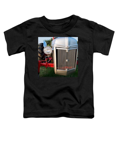 Ford Tractor 9n Tractor Front Toddler T-Shirt