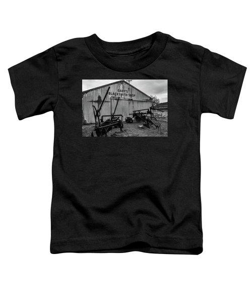 Old Frisco Blacksmith Shop Toddler T-Shirt