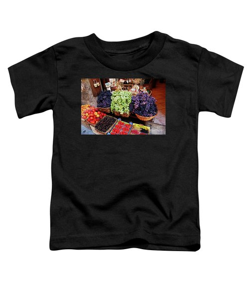 Old Fruit Store Toddler T-Shirt