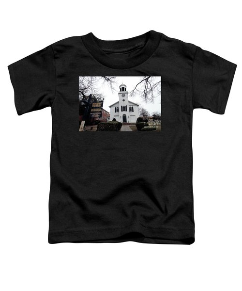 St. Georges Church Episcopal Anglican Toddler T-Shirt
