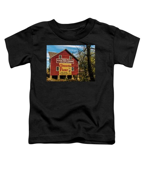 Old Kirby's Flower Mill Toddler T-Shirt