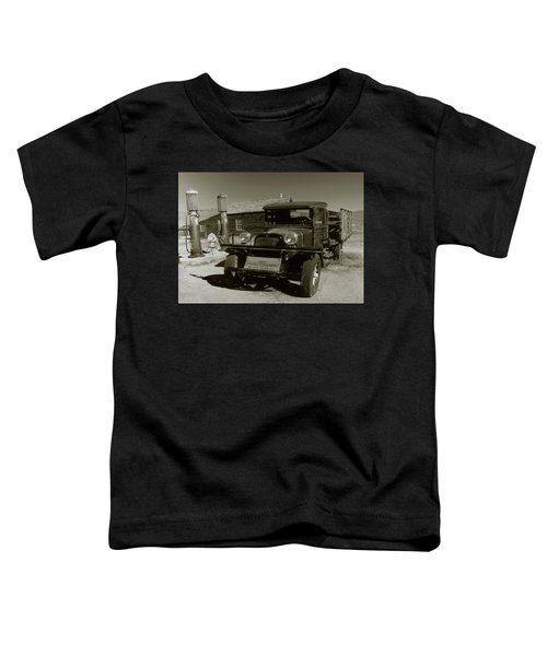 Old Pickup Truck 1927 - Vintage Photo Art Print Toddler T-Shirt