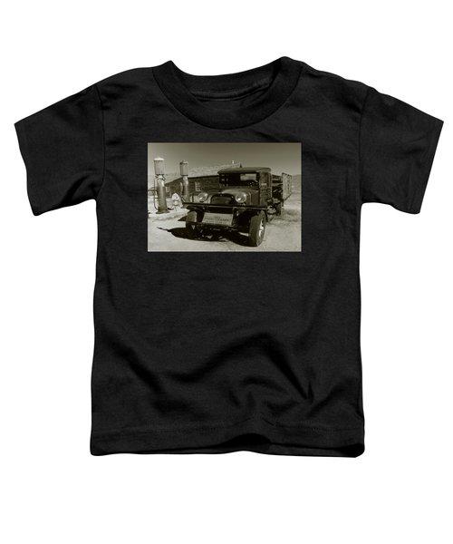 Old Pickup Truck 1927 - Vintage Photo Art Print Toddler T-Shirt