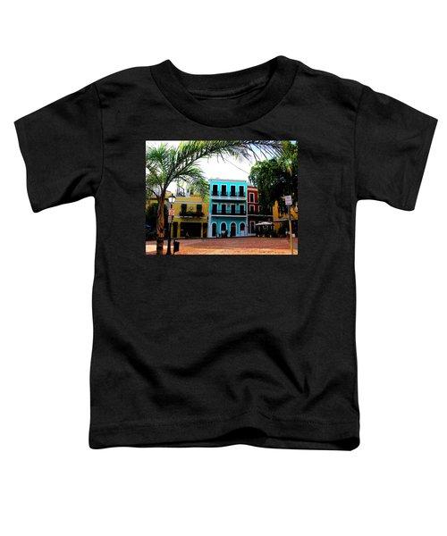 Old San Juan Pr Toddler T-Shirt