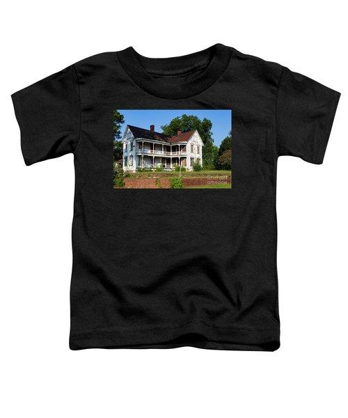 Old Shull Mansion Toddler T-Shirt
