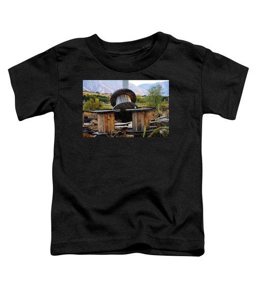 Old Spool Toddler T-Shirt