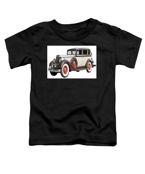 Old Time Auto Toddler T-Shirt