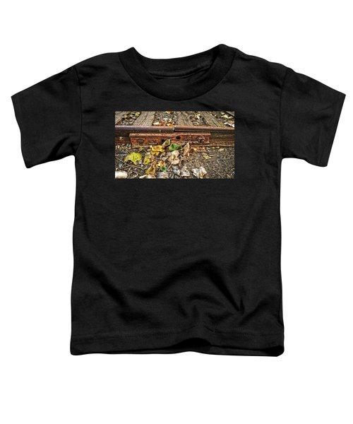 Old Tracks Toddler T-Shirt