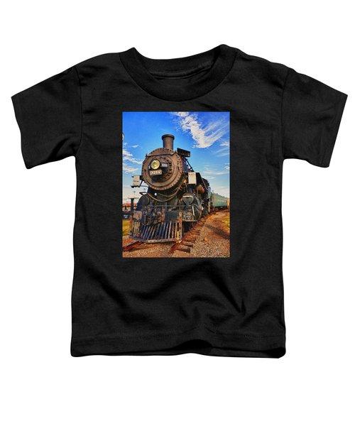 Old Train Toddler T-Shirt