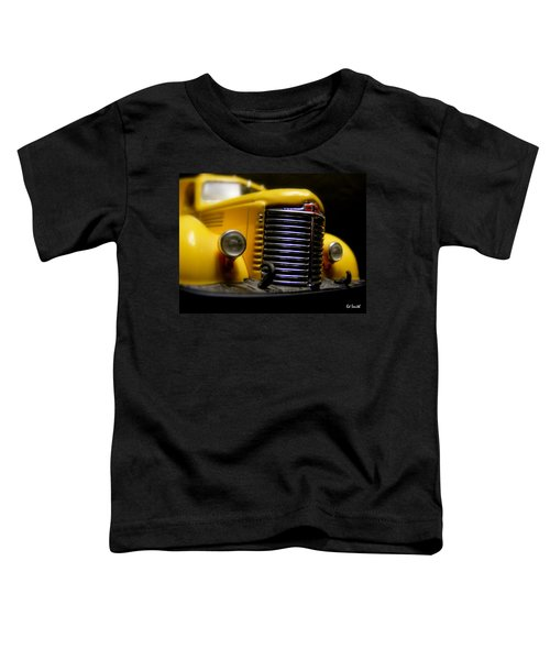 Old Work Horse Toddler T-Shirt