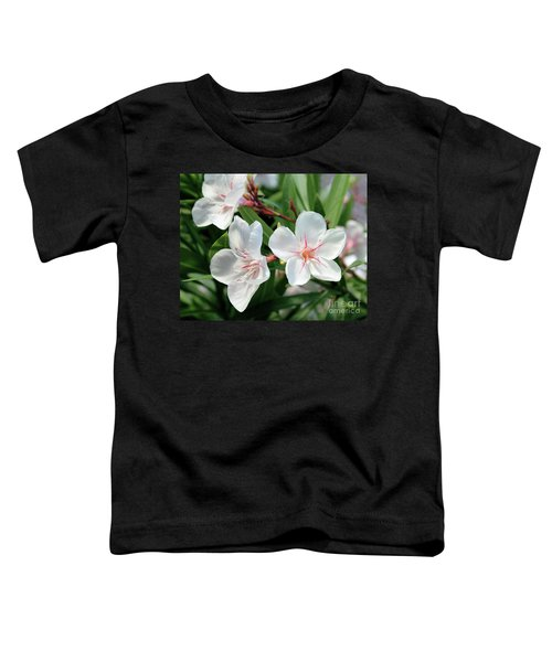 Oleander Harriet Newding 3 Toddler T-Shirt