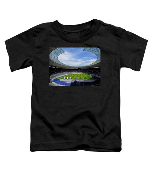 Olympic Stadium Berlin Toddler T-Shirt
