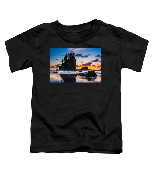 Olympic Sunset Toddler T-Shirt