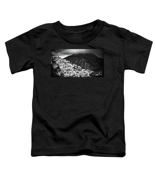 Olympos. Karpathos Island Greece Toddler T-Shirt