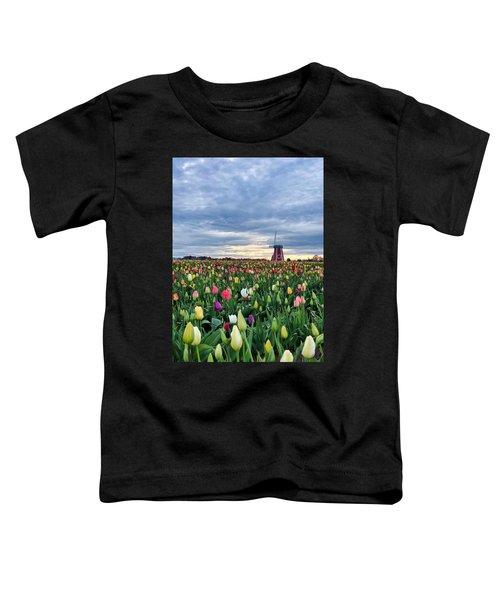Ominous Spring Skies Toddler T-Shirt