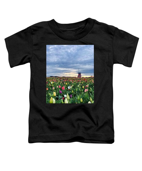 Ominous Spring Skies Toddler T-Shirt