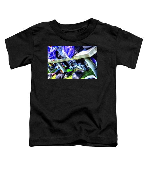 On The Bench 1619 Toddler T-Shirt