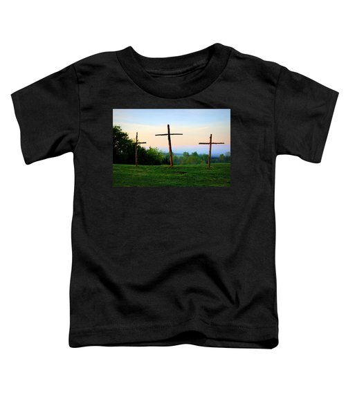 On The Hill Toddler T-Shirt