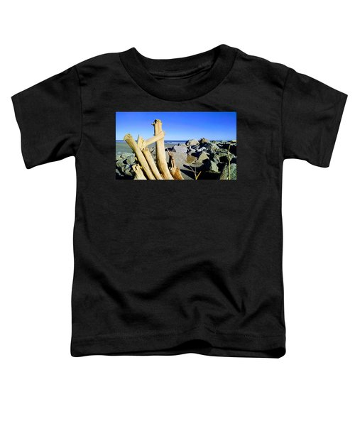 On The Rocks Toddler T-Shirt