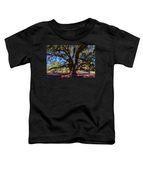 One Friendship Tree Toddler T-Shirt