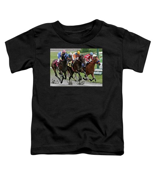 One Hoof Down Toddler T-Shirt