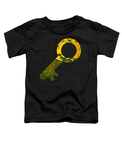 One Key One Heart Toddler T-Shirt