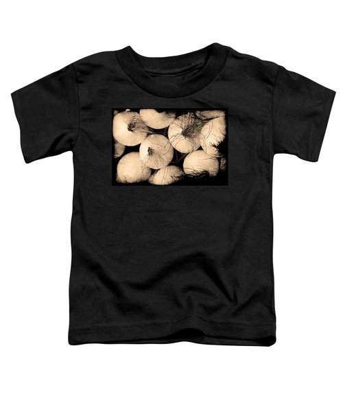 Onions Toddler T-Shirt