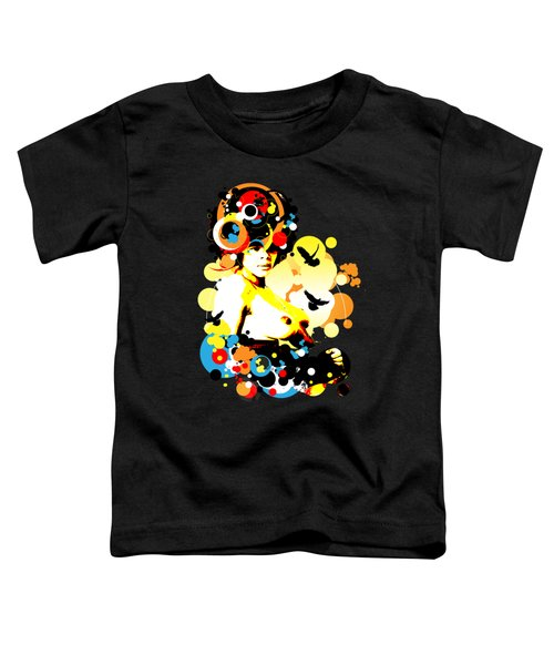 Onyx Doves Toddler T-Shirt